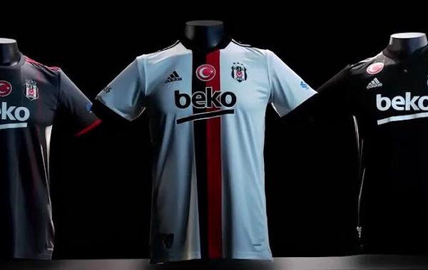 adidas Drop All Three Beşiktaş Shirts On The Same Day