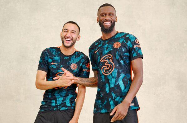 Nike Drop Chelsea's ACG-Inspired Third Kit for 2021/22