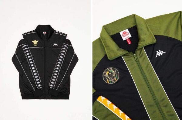 Venezia FC and Kappa Drop Throwback 'Kappa Banda' Lifestyle Collection