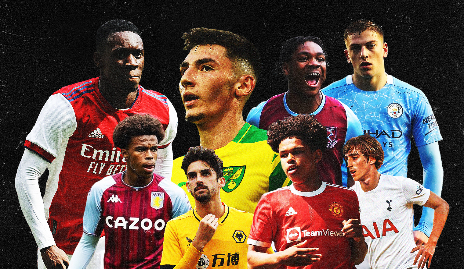 20 Young Ballers Who Will Takeover the Premier League in 2021/22