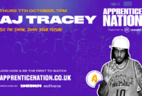 Watch AJ Tracey Headline an Intimate Gig with Apprentice Nation on October 7