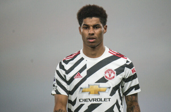 Marcus Rashford Reboots Campaign to End Child Food Poverty and Urges People to Write to their MPs