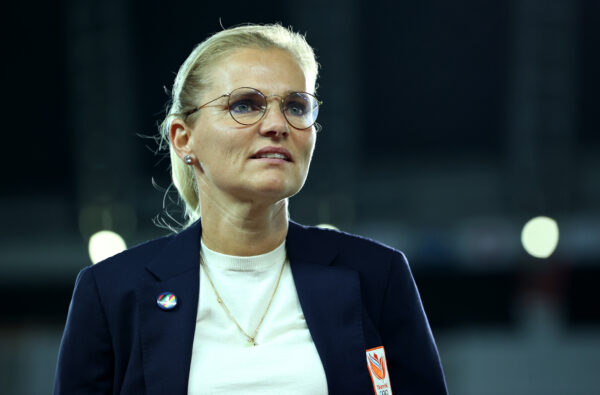 Sarina Wiegman Officially Takes Charge as New Lionesses Manager