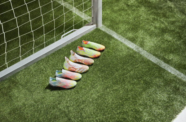 adidas Launch The 'NumbersUp' Football Boot Pack with FIFA 22