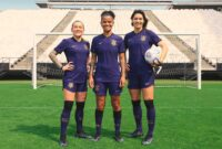 Nike and Corinthians Unveil New Third Kit to Honour the Club's Female Fans