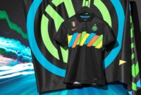 Inter Milan's Vibrant 2021/22 Third Kit is Inspired by Inclusion and Equality