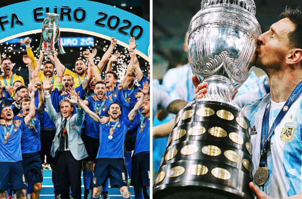 Italy Will Play Argentina in Very First 'Copa EuroAmerica' Tournament