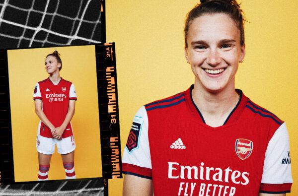 New Beginnings: Vivianne Miedema