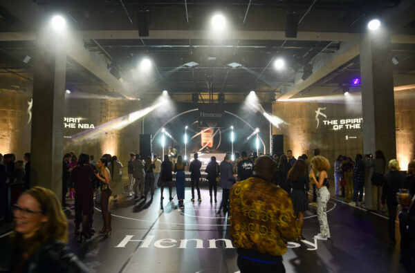 Here's What Went Down at The NBA and Hennessy's 75th Anniversary Takeover in London