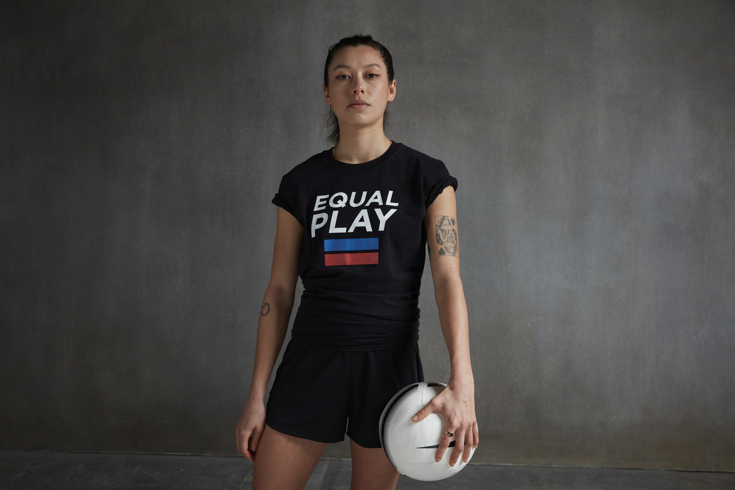 How DJ Monki and Sports Direct Are Making Football Better for the Next Generation of Female Ballers