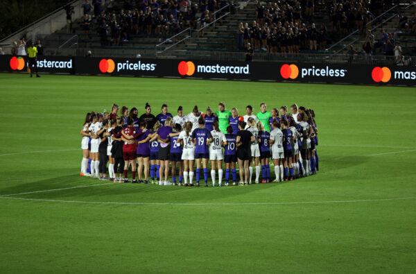 NWSL Players Stop Play in Moment of Solidarity Amid Sexual Assault Scandal
