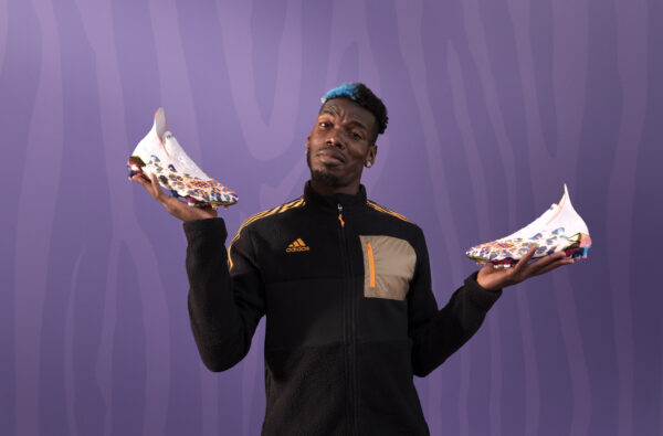adidas and Paul Pogba Link Up with Stella McCartney to Drop First-Ever 100% Vegan Boot
