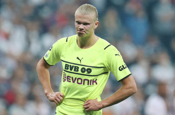 Erling Haaland Could Reportedly Switch Brand Allegiances to PUMA in 2022