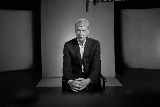 Arsene Wenger's 'Invincible' Documentary Is Finally Dropping Next Month