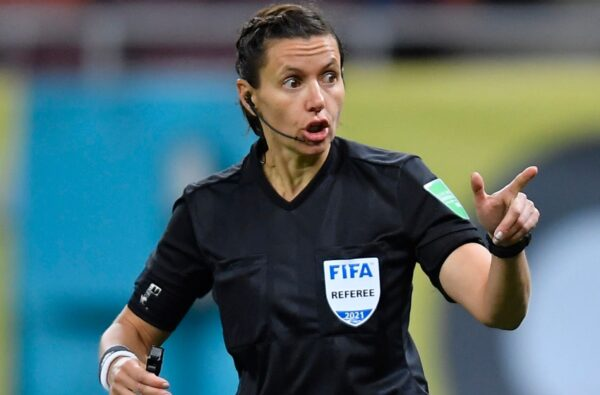 All-female Officiating Team Make History in England World Cup Qualifier