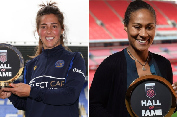 Fara Williams and Rachel Yankey Announced as First Inductees to WSL Hall of Fame
